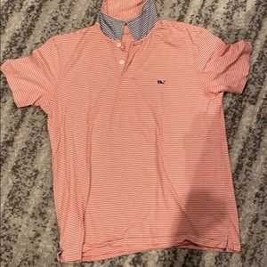 Men's vineyard vines polo size small